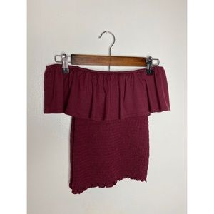 NEW Off The Shoulder Crop Top from Tillys